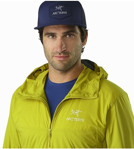 Atom SL Hoody Everglade Open Collar