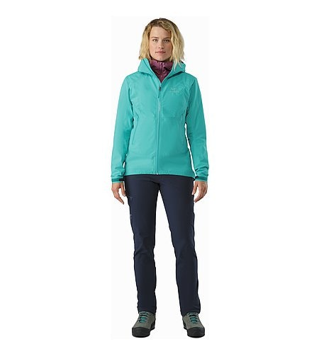 Atom SL Hoody Women's Amaranth Outfit