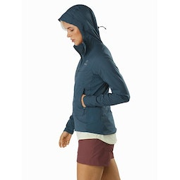 Atom SL Hoody Women's Astral Hood up