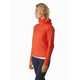 Atom SL Hoody Women's Astro Eden Side View
