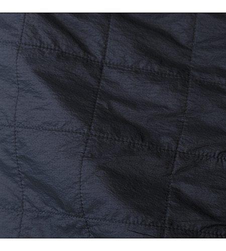 Atom SL Hoody Women's Black Sapphire Fabric
