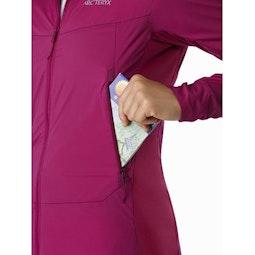 Atom SL Hoody Women's Dakini Hand Pocket