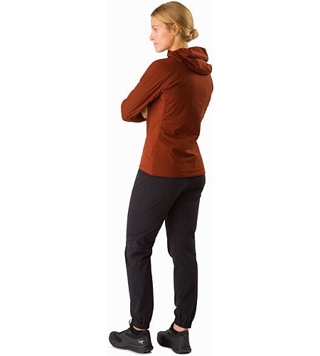 Atom SL Hoody Women's Redox Back View