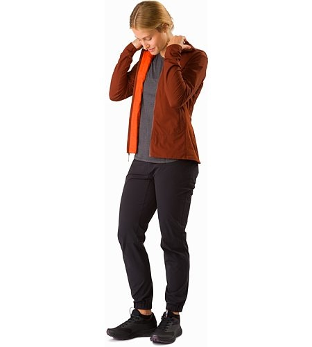 Atom SL Hoody Women's Redox Open View