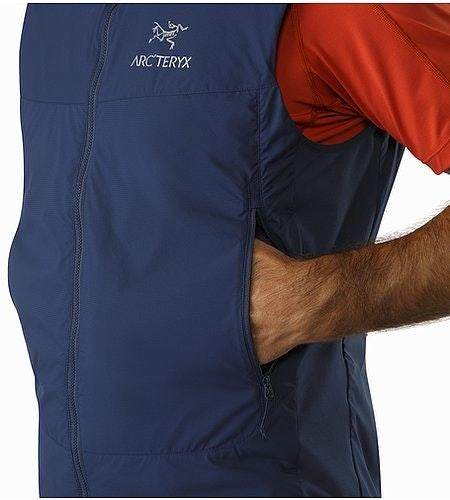 Atom SL Vest Nocturne Hand Pocket