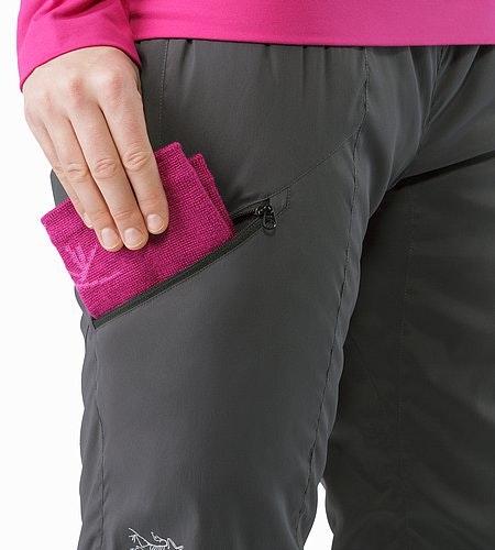 Axina Knicker Women's Magnet Thigh Pocket