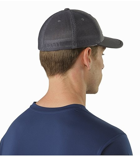 B.A.C. Hat Pilot Back View