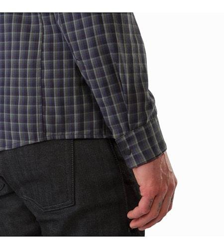 Bernal Shirt LS Cartograph Cuff