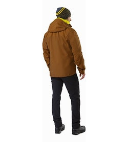 Beta AR Jacket Caribou Back View
