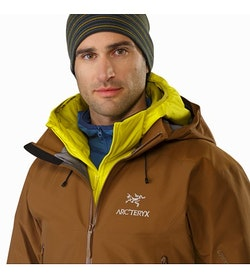Beta AR Jacket Caribou Open Collar