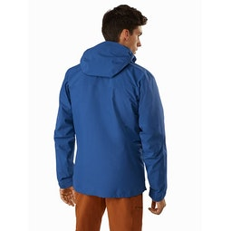 Beta AR Jacket Cobalt Sun Back