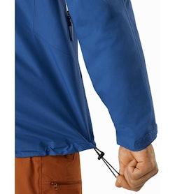 Beta AR Jacket Cobalt Sun Hem Adjuster
