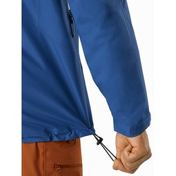 Beta AR Jacket Cobalt Sun Hem Adjuster