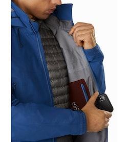 Beta AR Jacket Cobalt Sun Internal Security Pocket