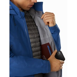 Beta AR Jacket Cobalt Sun Internal Security Pocket