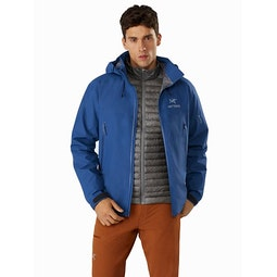 Beta AR Jacket Cobalt Sun Open View