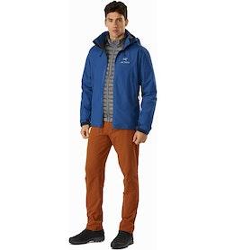 Beta AR Jacket Cobalt Sun Outfit