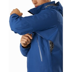 Beta AR Jacket Cobalt Sun Pit Zips