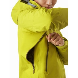 Beta AR Jacket Glade Pit Zip
