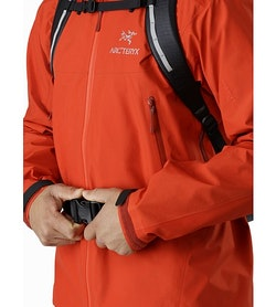 Beta AR Jacket Sambal Hand Pocket