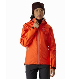 Beta AR Jacket Women's Awestruck Front View
