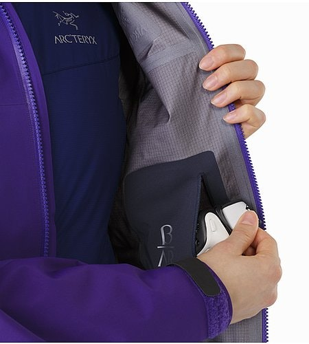 Beta AR Jacket Damen Azalea Innentasche