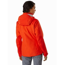 Beta AR Jacket Women's Hyperspace Back View