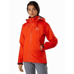 Beta AR Jacket Women's Hyperspace Front View
