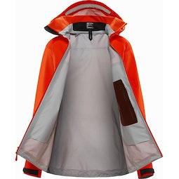 Beta AR Jacket Women's Hyperspace Internal View