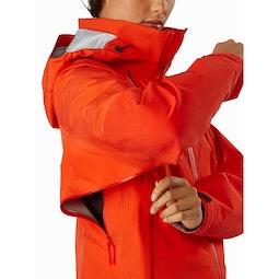 Beta AR Jacket Women's Hyperspace Pit Zip