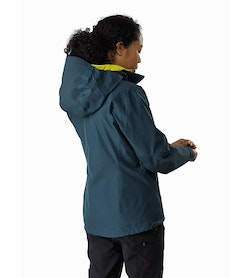 Beta AR Jacket Women's Labyrinth Back View
