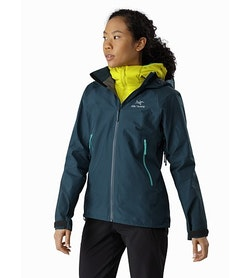 Beta AR Jacket Women's Labyrinth Front