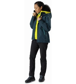 Beta AR Jacket Women's Labyrinth Full Body