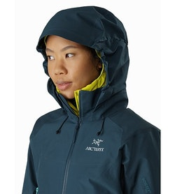 Beta AR Jacket Women's Labyrinth Hood