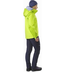 Beta AR Jacket Women's Titanite Back View