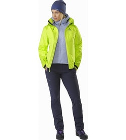 Beta AR Jacket Women's Titanite Front View