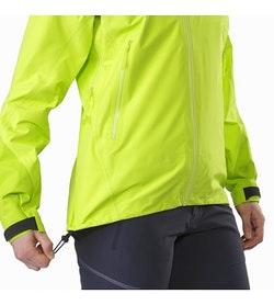 Beta AR Jacket Women's Titanite Hem Adjuster