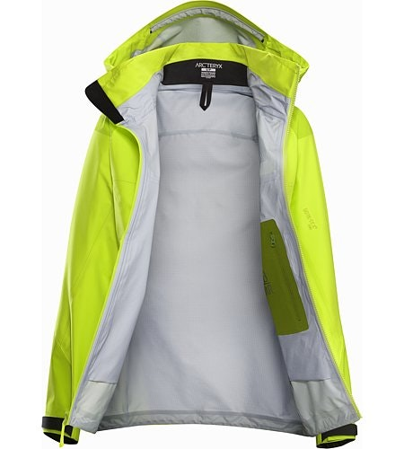 Beta AR Jacket Women's Titanite Internal View
