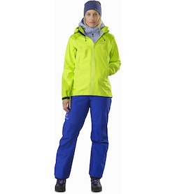 Beta AR Jacket Women's Titanite Outfit