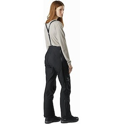 Beta AR Pant Women's Black Back View