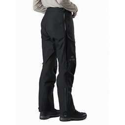 Beta AR Pant Women's Black Side Zipper