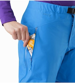 Beta AR Pant Women's Cedros Blue Hand Pocket 2