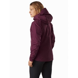 Beta FL Jacket Women's Rhapsody Back View
