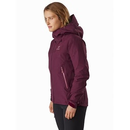 Beta FL Jacket Women's Rhapsody Front View