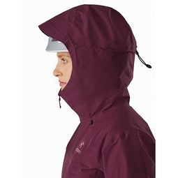 Beta FL Jacket Women's Rhapsody Helmet Compatible Hood
