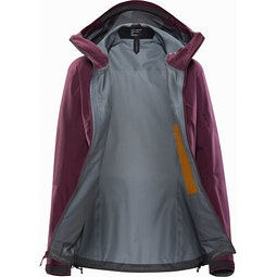 Beta FL Jacket Women's Rhapsody Internal View