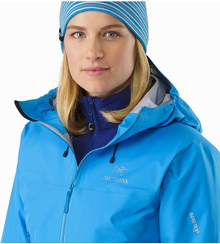 Beta LT Jacket Women's Baja Open Collar 2