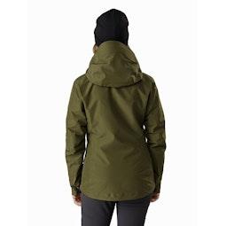 Beta LT Jacket Women's Bushwhack Back
