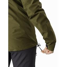 Beta LT Jacket Women's Bushwhack Hem Adjuster