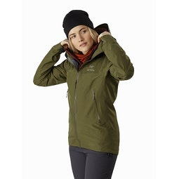 Beta LT Jacket Women's Bushwhack Open Collar